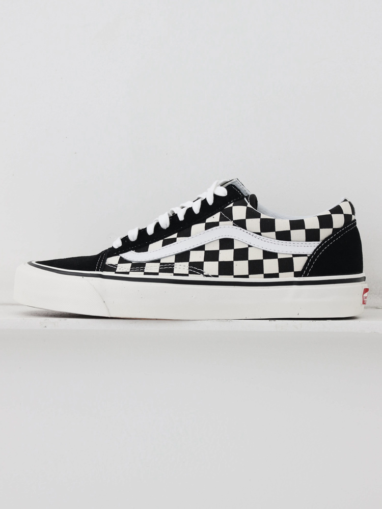VANS OLD SKOOL 36 DX ANAHEIM FACTORY CHECK